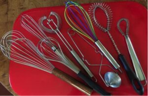 Bev Shaffer Whisks