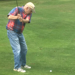 Bev Shaffer - The Hospice Nurse and Denial - John Playing Golf