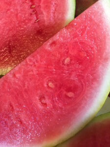 Bev Shaffer - Bev's Bites - Seedless Watermelon